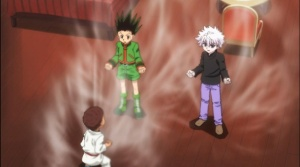 Gon and Killua Ren Potential