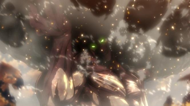 Eren Titan Boulder Carry