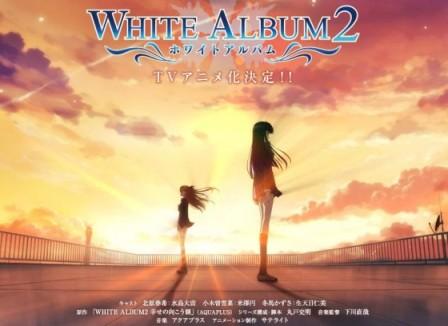 White Album 2 Poster