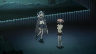 Madoka Magic Episode 4