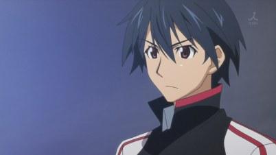 Ichika Orimura, Infinite Stratos