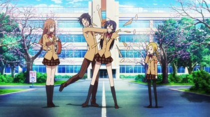 Seitokai Yakuindomo Episode 13