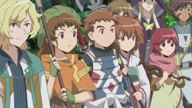 Log Horizon Kids