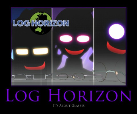 Log Horizon Mot