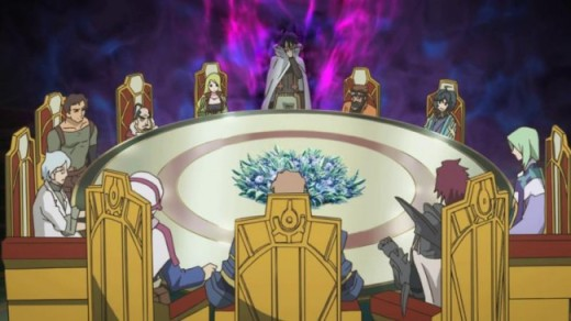 Shiroe Round Table