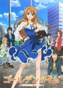 Golden Time poster