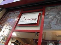 A nice little shop near where I found some ramen.