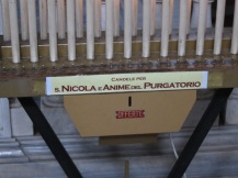 And then there was a long break from anime until I found this in Rome. Anime=soul in Latin, by the way.