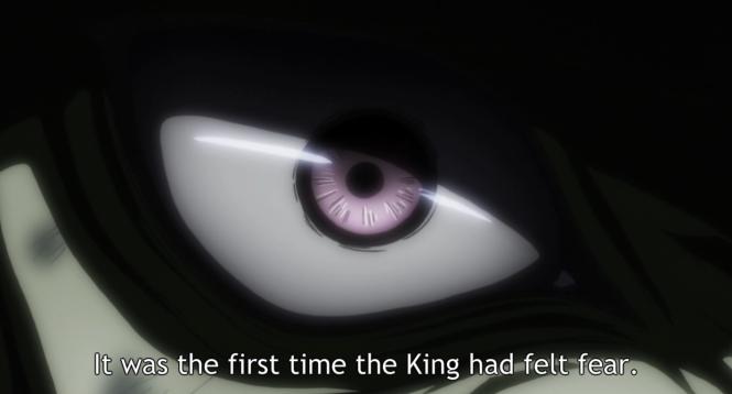 Hunter x Hunter Episode 126 The King Feels Fear