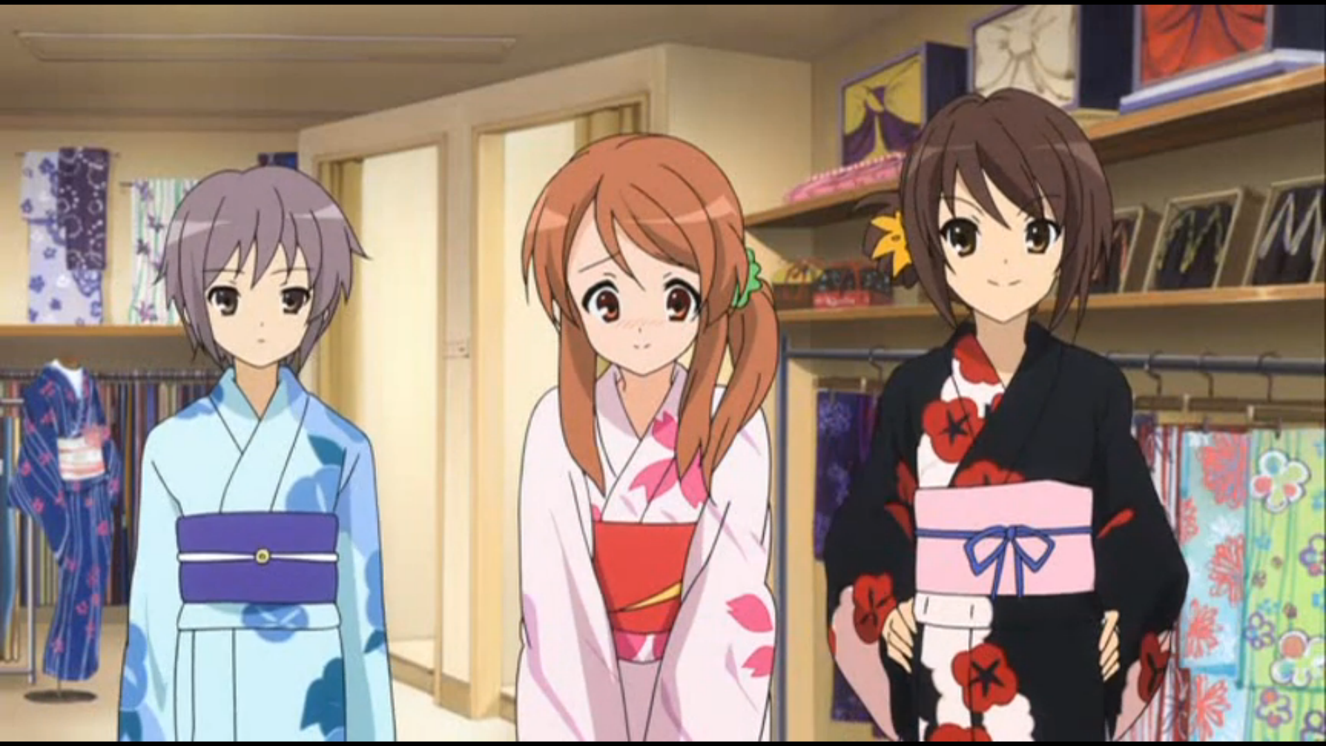 Haruhi suzumiya endless eight sucked