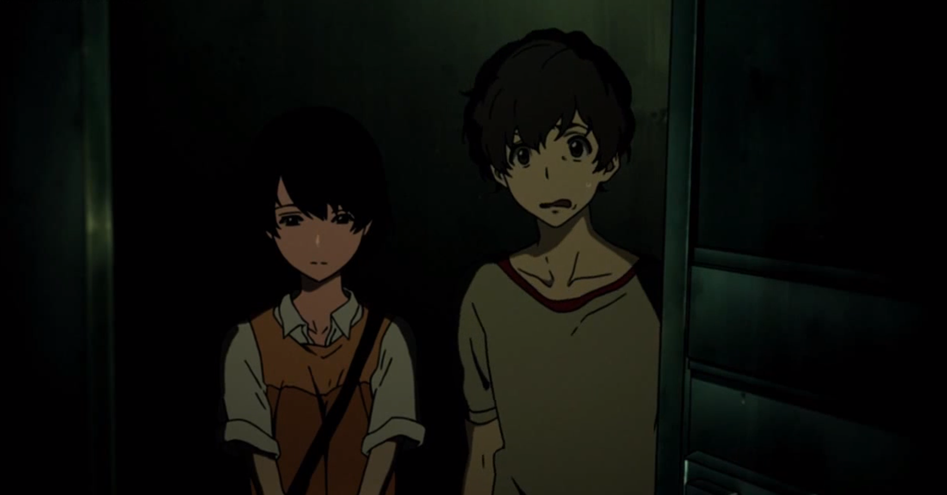 Zankyou no Terror, Episode 4 | Mage in a Barrel