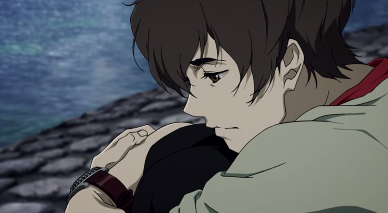 Zankyou no Terror, Episode 10 | Mage in a Barrel