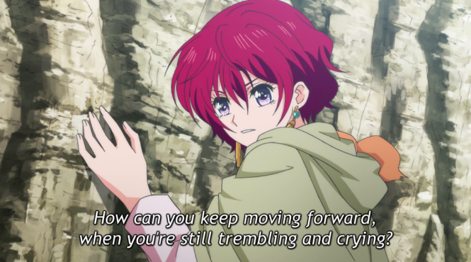 Akatsuki no Yona Episode 19 How Can You Move Forward