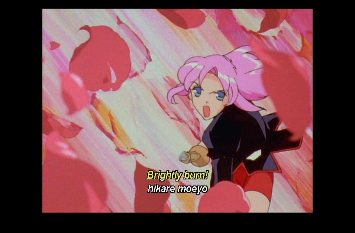 Revolutionary Girl Utena - Ending HD Remastered - YouTube