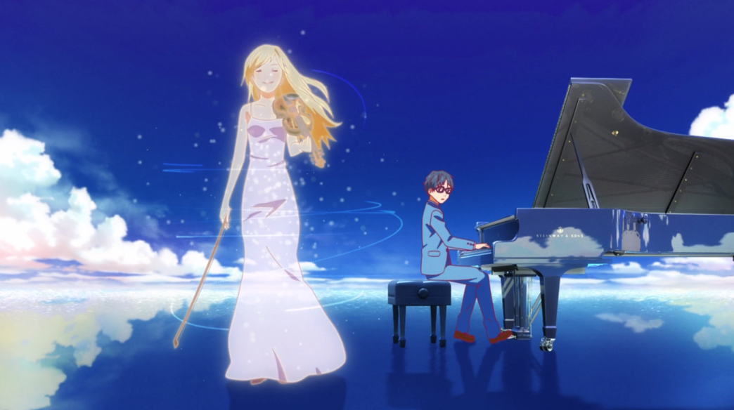 your lie in april episode 22 end mage in a barrel
