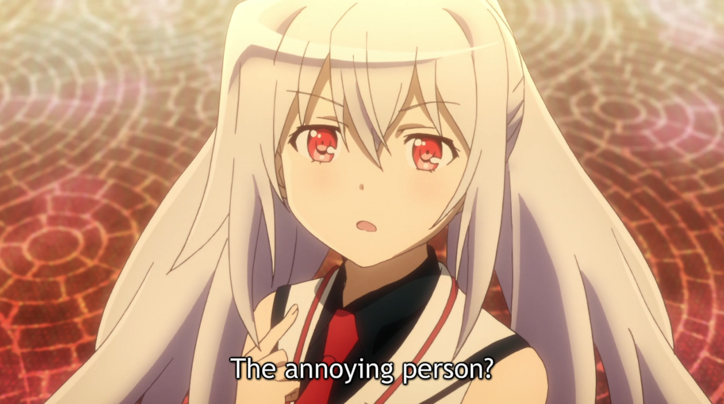 Plastic Memories Episode 3 Annoying Isla Mage In A Barrel
