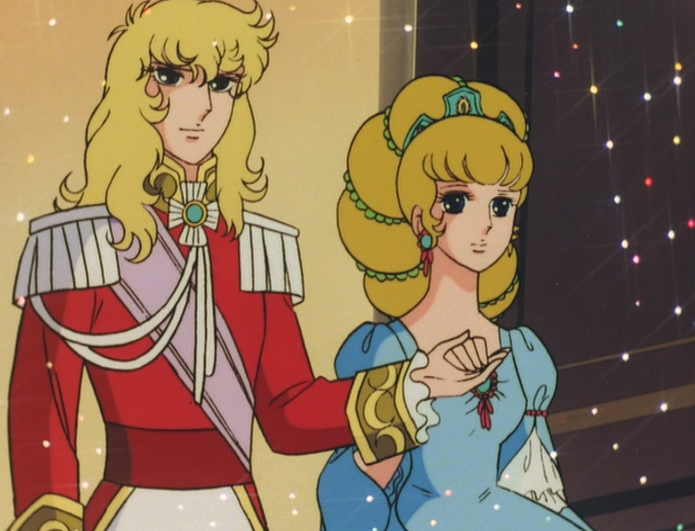 Image result for rose of versailles