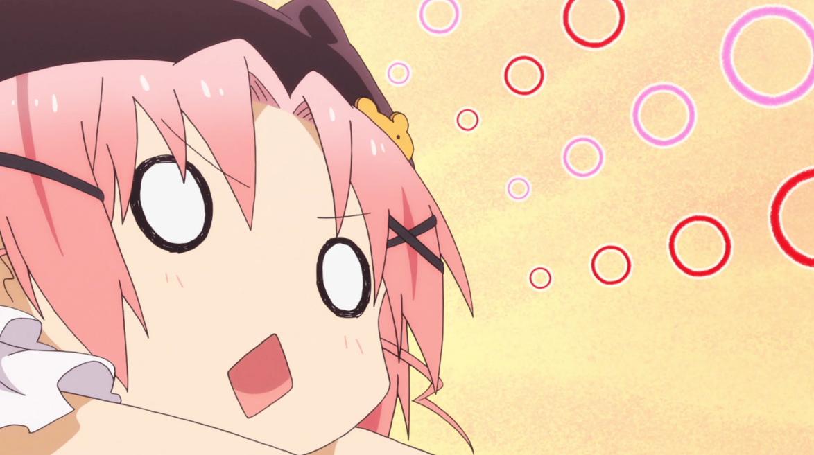 Image result for gakkou gurashi reaction face