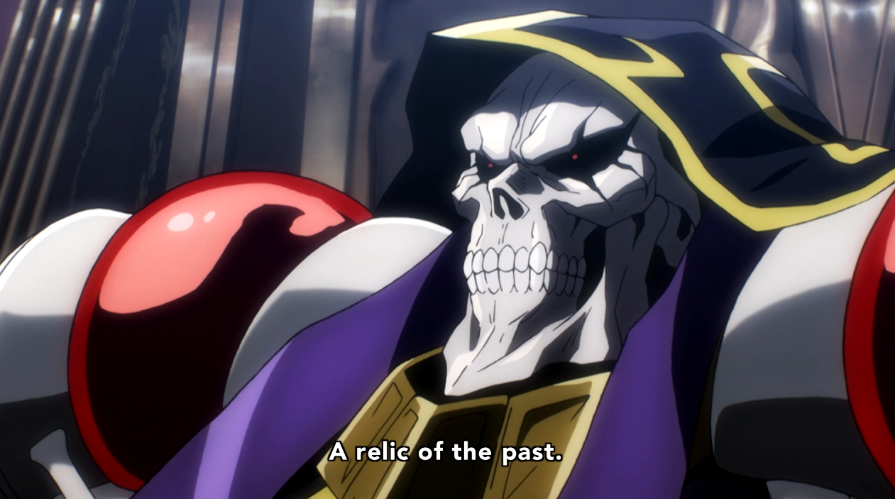 Overlord Episode 1 Mage In A Barrel