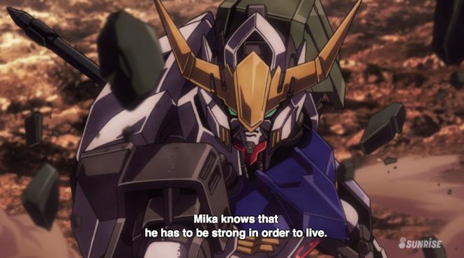 Gundam Tekketsu