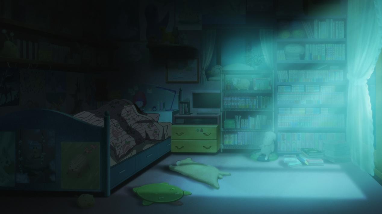 Hyouka Episode 12 Mage In A Barrel