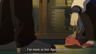 Hyouka 21 Oreki Snaps 4