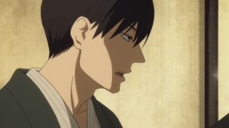Rakugo Shinju 5 Kikuhiko Hot 4