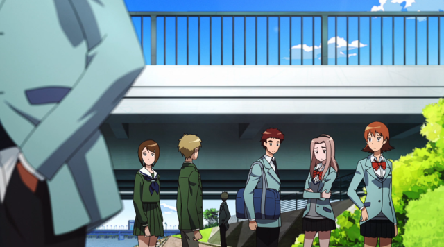 Digimon Adventure tri 2 Estranged