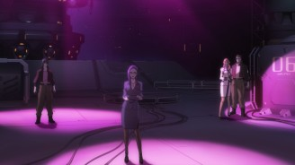 Macross Frontier: The False Songstress